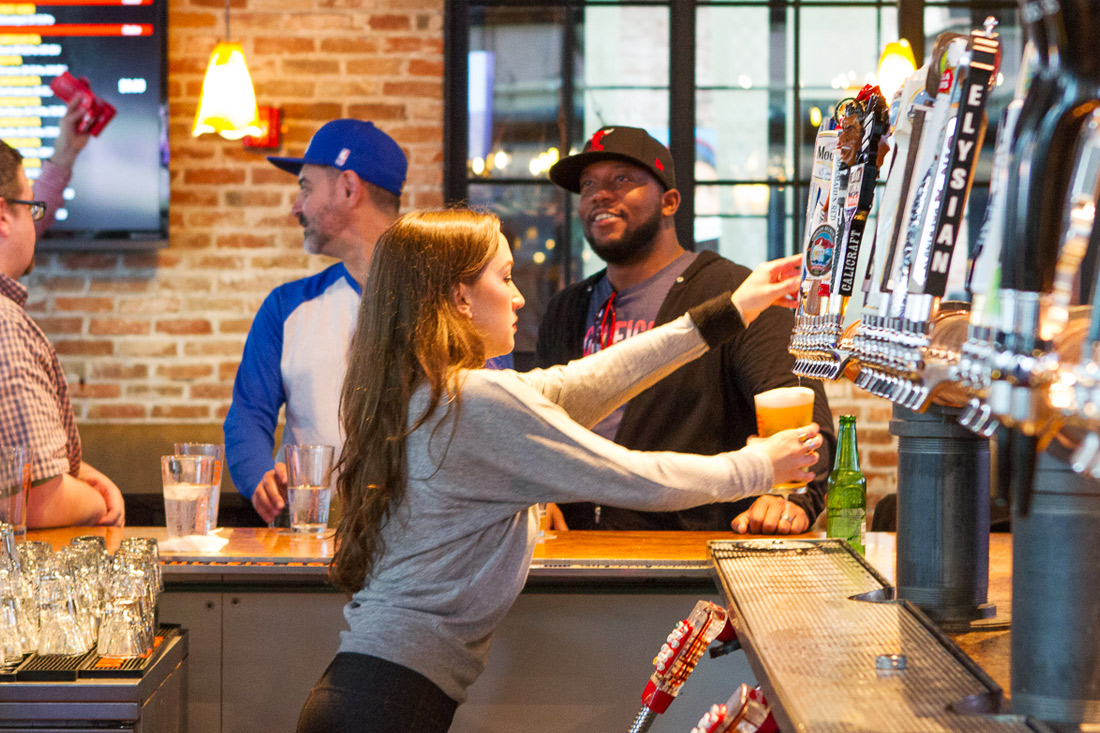 Rookies Sports Bar - Downtown San Jose, CA