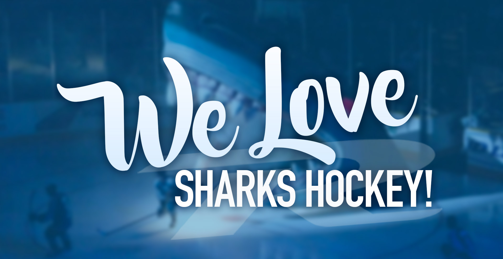 We Love Sharks