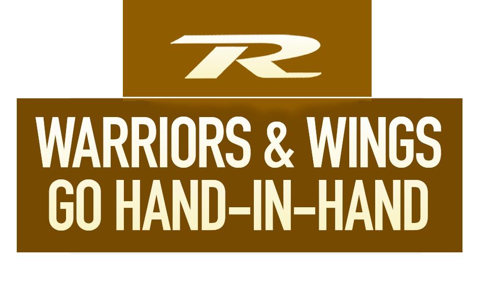 Warriors-wings